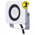 Reflektor LED venkovní 10W/800lm NEUTRÁLNÍ BÍLÁ, bílý