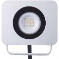 Reflektor LED venkovní 10W, FUTURA2 design, 4000K, 800lm NEUTRÁLNÍ BÍLÁ, bílý, AC 230V,, elegantní, moderní tvar