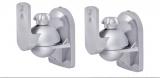 Repro držák kloubový Professional 1416355 RD-2 stříbrný