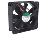 Ventilátor EEC0382B1-A99 24V= 120x120x38mm 9,2W