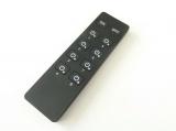 LED dálkový ovladač-stmívač dimLED OV 4KL nebo 8KL nezávislých kanálů pro přijímač dimLED. Varianta: