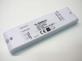 LED kontroler-přijímač RGB6CH pro RGB pásky 12-36V, 5A na kanál (60-180W)
