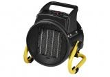 Clatronic HL 3651 263775, 2000 W, černá, PTC keramický topný ventilátor