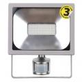 Reflektor LED s PIR čidlem PROFI s PIR, 20W neutrální bílá