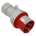 Vidlice šroubová kabelová 16A 4P IP44 400V