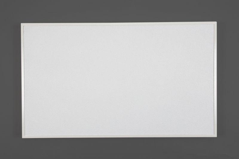 Topný panel infračervený Klasik K450S, příkon 450W bílý rám-ocel 1007x507x48mm
