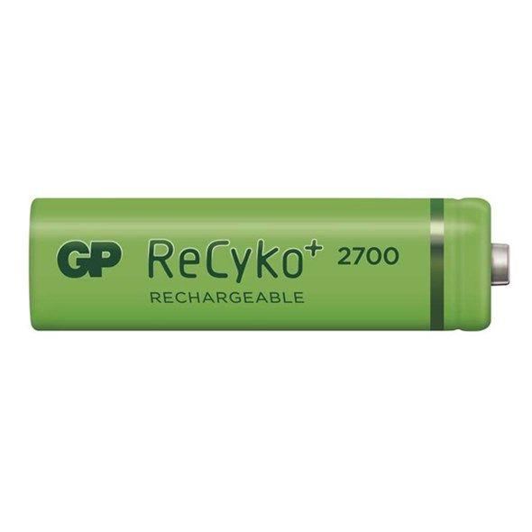 Baterie AA (R06) 2700mA GP ReCyko+ 2700 HR6 (AA) nabíjecí tužková