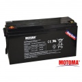 Baterie olověná 12V/150Ah MOTOMA - solární