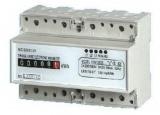 Elektroměr 3f na DIN lištu HT-3PM měřič spotřeby mechanický