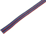 PNLY 0,124-6 CN2 kabel plochý barevný