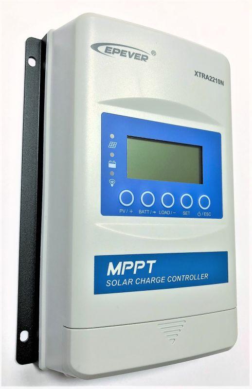 MPPT solární regulátor EPsolar 12/24V, 30A, vstup max. 100V EXTRA