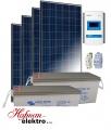 Ostrovní Solární systém 1080Wp/24V