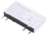 RELÉ APF10212 PANASONIC 12V 6A 1x přepínací kontakt