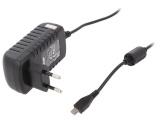Zdroj pulzní adaptér 5V/2.5A pro Raspberry Pi microUSB