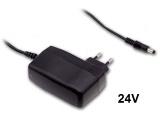 Zdroj pulzní 24V DC/2,5A/230V AC 60W MEAN WELL SGA60E24-P1J