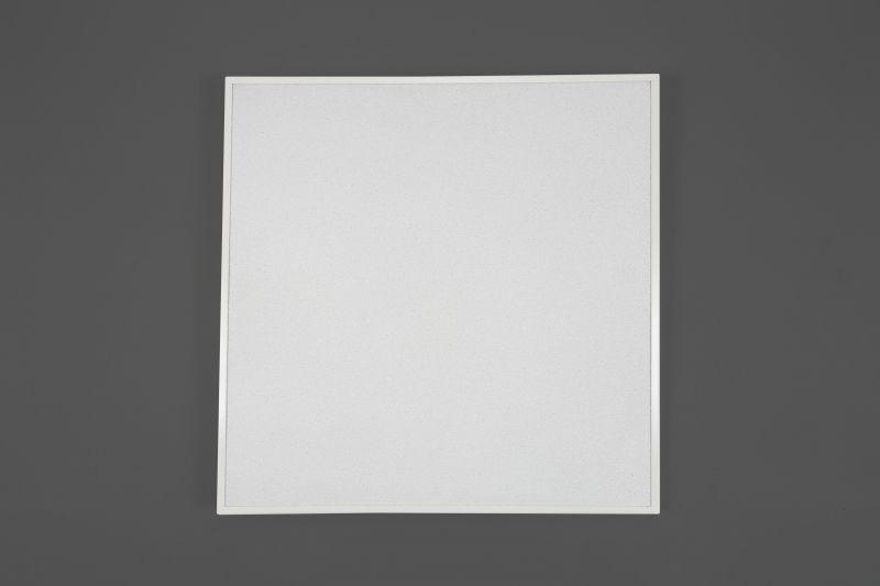 Topný sálavý panel infračervený Klasik K200S příkon 200W bílý rám ocel 507x507x48mm
