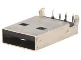 USB-A-VK konektor vidlice kabel DS1097-BN0
