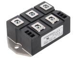3F-B1600C175A 1600V/160A diodový můstek 3-fázový