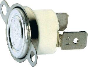 Termostat teplotní bimetalový BT-H225NC rozepínací vratný 225°C 10A/250V-náhradní díl na fastony