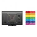 Držák na televizor LED/LCD/Plazma TV LTC LXLCD72 37-70'' černý, fixní