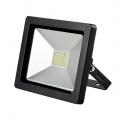 Reflektor LED venkovní 30W/SLIM, 30W, 2100lm, 3000K, černá