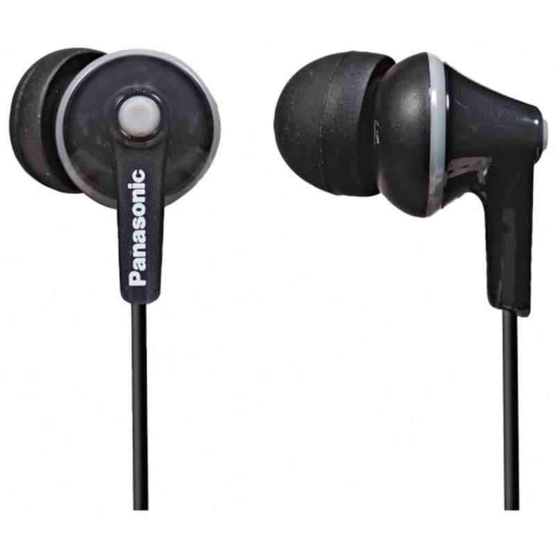 Sluchátka PANASONIC RP HJE125E-K do uší