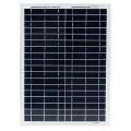 Solární panel GWL/Sunny Poly 20Wp (MPPT18V) 12V/1,09A