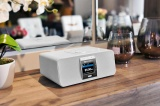 Internetové rádio radiopřijímač GoGEN IR167BTW bílý, • Wi-Fi • Bluetooth 2.1 • podpora formátů FLAC, MP3, AAC, WMA, WAV • USB • sluchátkový výstup • výkon 14 W • dálkové ovládání • napájení 230 V, apl