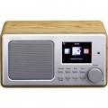 Lenco DIR-100 dřevo (ldir100wd) INTERNETOVÉ RADIO - stolní