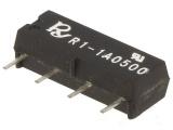 R1-1A0500 jazýčkové relé 5V/1A