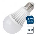 LED žárovka Geti A60, E27/230V 12W bílá přírodní
