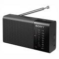 SONY ICF-P36 černý radio