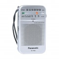 PANASONIC RF P50DEG-S stříbrný radiopřijímač FM/AM