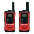 PMR radiostanice MOTOROLA TLKR T40 RED pár