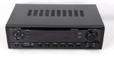 Zesilovač AUDIO 2 x 50 W LTC ATM6500BT, Bluetooth, Karaoke, černý