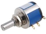 Potenciometr 500R víceotáčkový(10x) ARIPOT