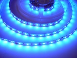 LED pásek vnitřní 300SB3 60LED/m 12V 12W/m modrá cena za 1m