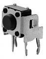 Mikrospínač 6.0mm V-1,5mm 90st.