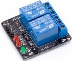 ARDUINO Modul relé 2x 5V pro Arduino