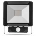 Reflektor LED venkovní s PIR čidlem 30W, 2400lm, AC 230V, IDEO, 4000k