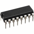 CMOS4009  HEX, buffer, konvertor, DIP16