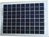 Solární fotovoltaický panel poly 10W 12V/0,56A