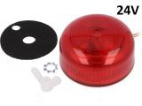 Maják, Signalizátor LED červená 45-716413