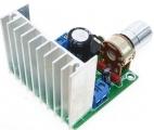 Modul Stereo nf zesilovače 2x15W s TDA7297, napájení 6–18VDC/3A