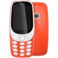 NOKIA 3310 DS RED klasický tlačítkový GSM telefon