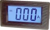 Panelové LCD digitální měřidlo ampérmetr 100A včetně bočníku