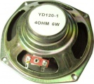 REPRO Y120 reproduktor 120x45mm 4Ohm/6W