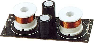 Reprovýhybka 4 Ohm/100W dvoupásmová, děl.kmit. 3,2kHz