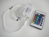 RGB kontroler-ovladač pro LED pásky+D.O. 3x2A 12V 72W IR24B