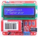 Stavebnice R-L-C metr+ tester polovodičů+PWM generátor
